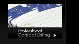 Professional Contact List